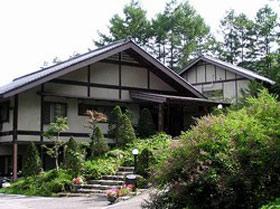 奈良井宿 ならい荘