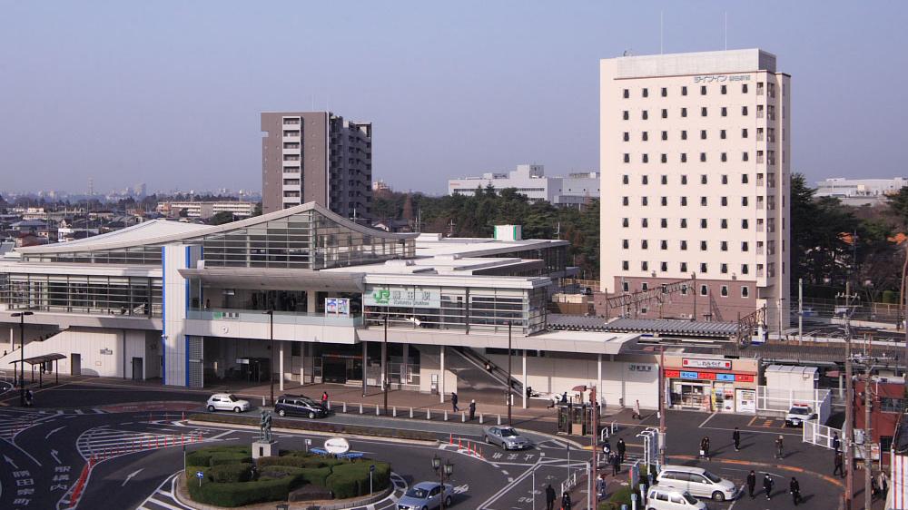 ライフイン勝田駅西