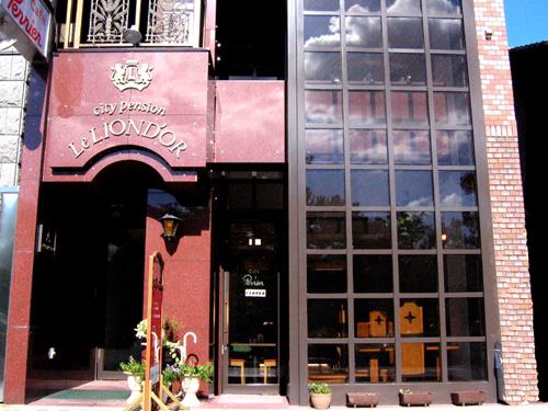 ホテル リオンドール