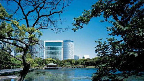 【ホテル】コンラッド東京