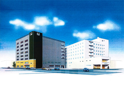 まちなか温泉 青森センターホテル image