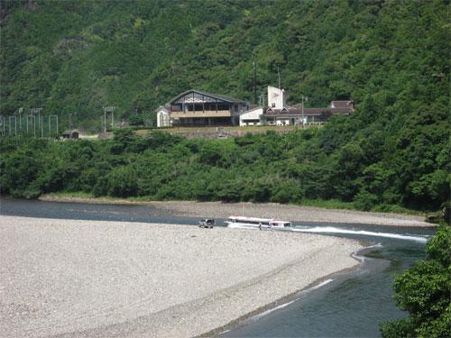 入鹿温泉ホテル瀞流荘 image