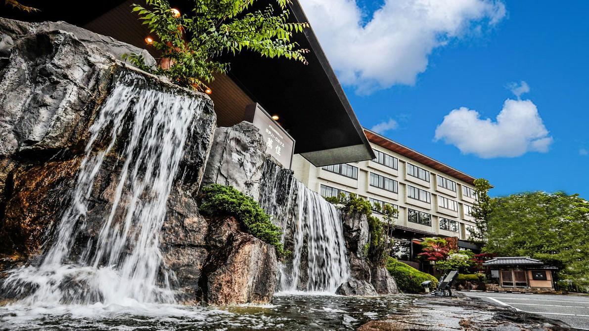 奈良の温泉旅館 宝来温泉 奈良パークホテル image