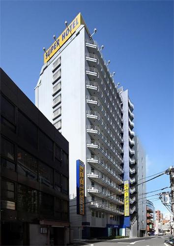 スーパーホテル JR池袋西口