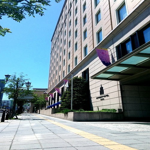 オーセントホテル小樽 image