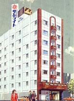 ビジネスホテルサンライト本館