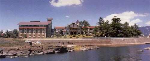 河口湖ホテル