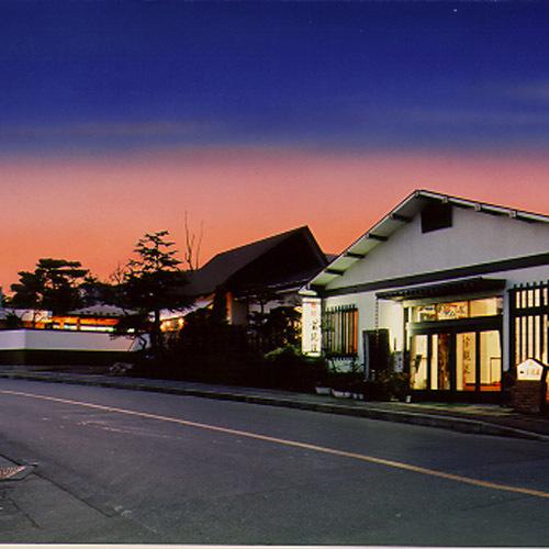 岳温泉 旅館宝龍荘