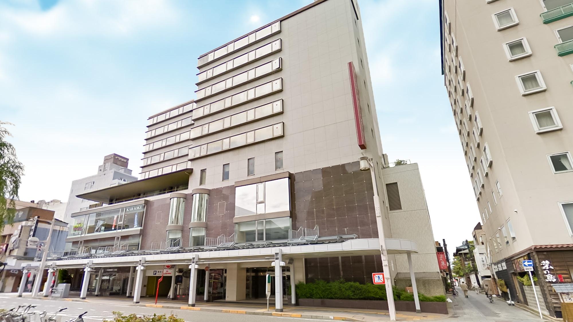新潟シティホテル(BBHホテルグループ)