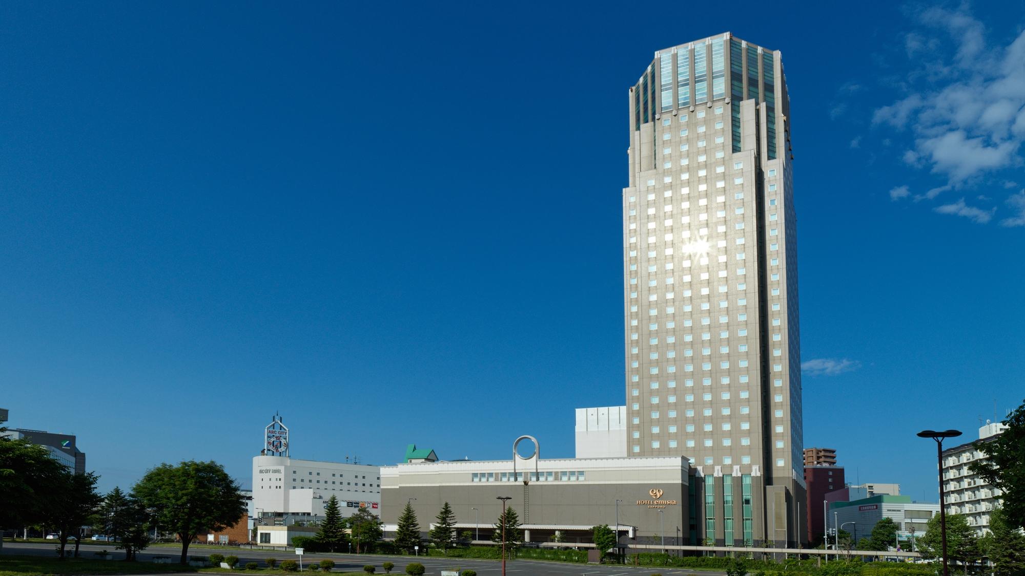ホテルエミシア札幌 image