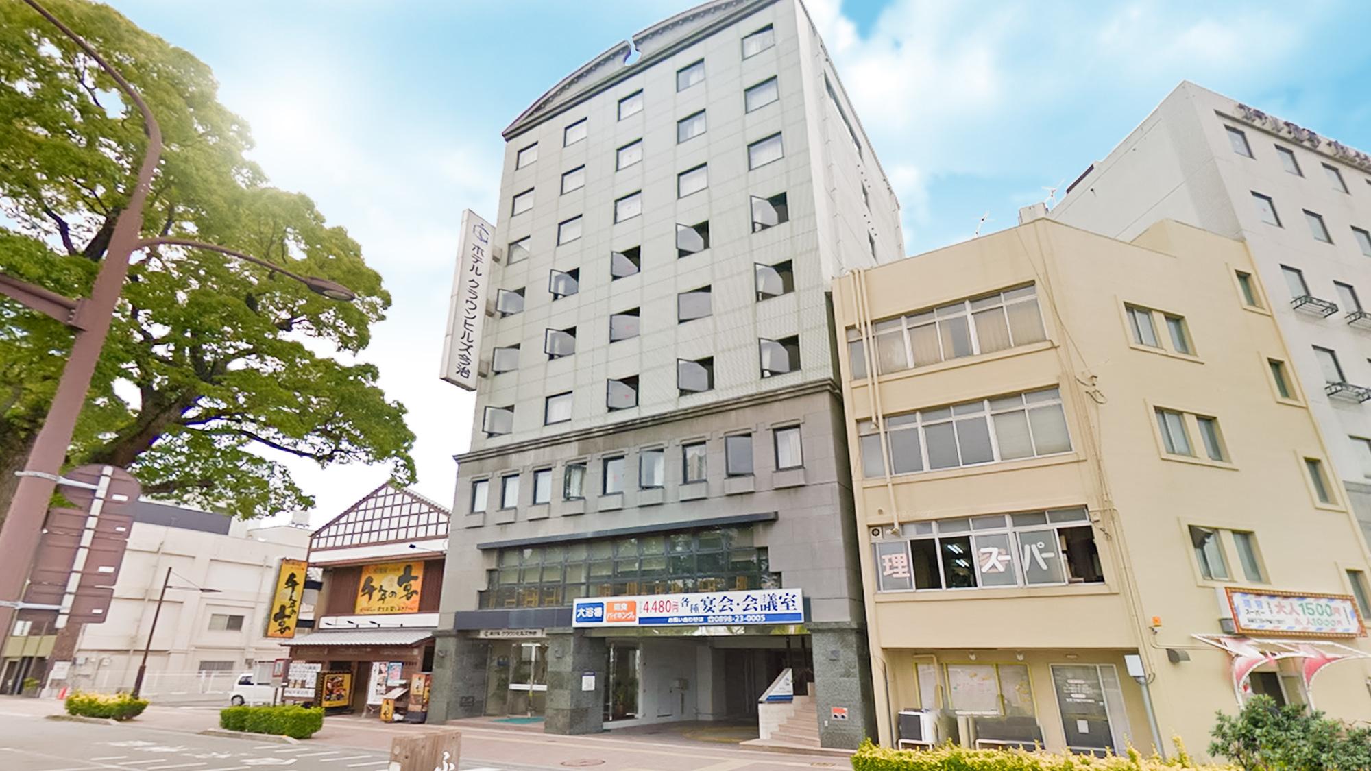 ホテルクラウンヒルズ今治駅前(BBHホテルグループ) image