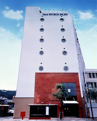 ホテルスポーツパルコ(KOSCOINNグループ)