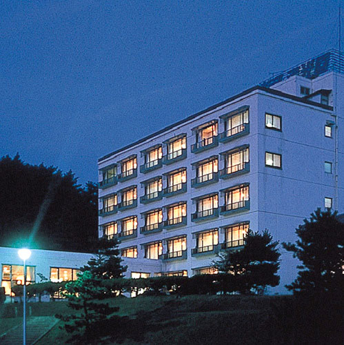 湯野浜温泉 ホテル満光園
