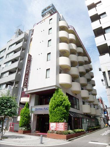 ホテルテトラ鶴見〔旧セントラルプラザホテル〕