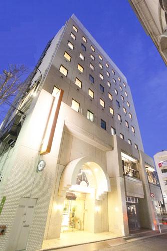 アレーホテル広島並木通(旧 ホテル かめまん)